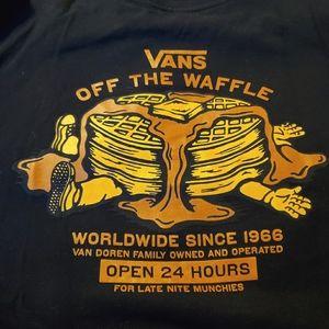 VANS Off the Waffle LS Shirt